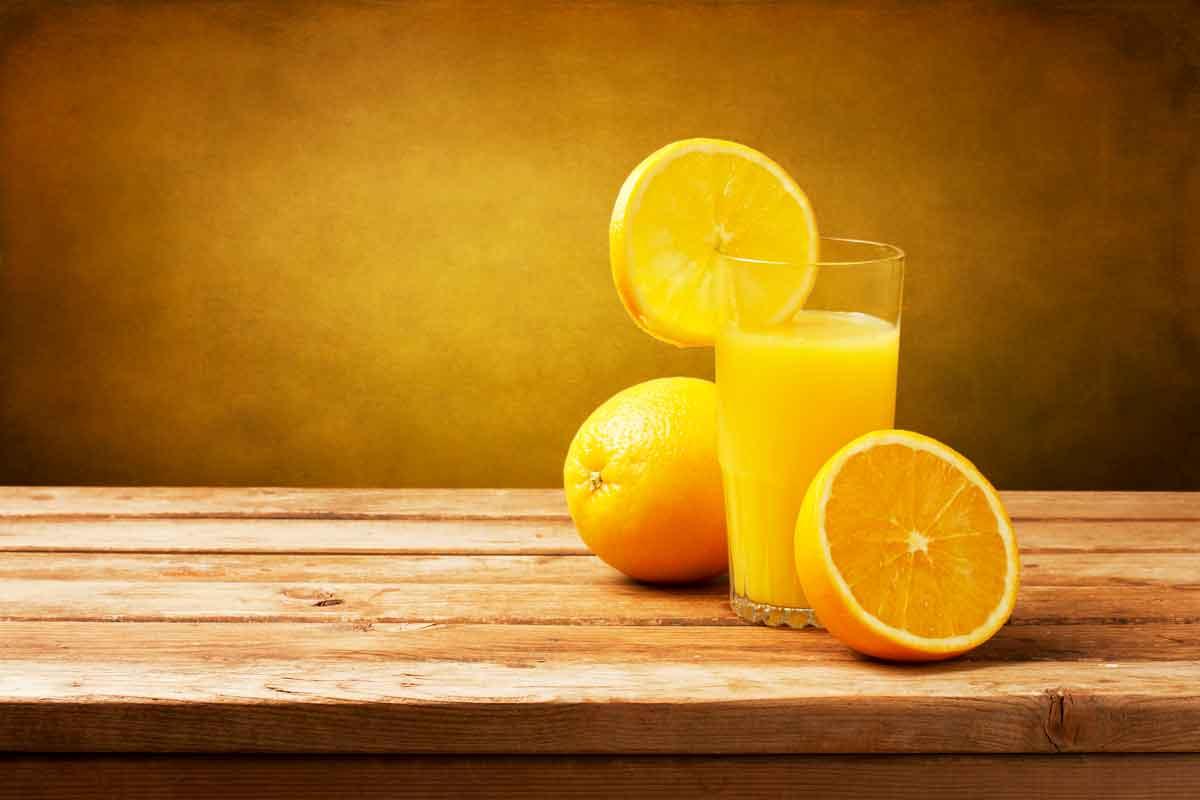 Orange Juice Brunch